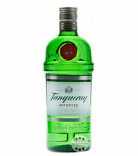 Tanqueray London Dry Gin / 47,3 % vol. / 0,7 Liter-Flasche