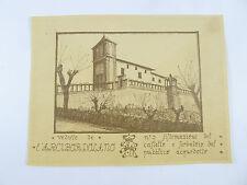 cremona bordolano marchese zaccaria cartolina stampa  ferdinando reggiori milano