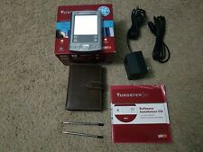 Palm one Tungsten E2 organizer palm pilot W/ case & stylus Tested!