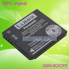 Genuine Original Panasonic DMW-BCK7PP DMW-BCK7E Battery For FH2 FH7 FH8 DE-A92
