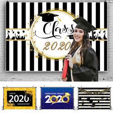 2020 Graduation Season Backdrop Photography Background Studio Photo Props Decor