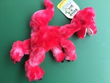 "Build a Bear Retired 16"" Red Brachiosaurus Dinosaur Plush Toy - Unstuffed - Nwt"