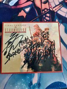 Final Fantasy 14 / XIV Soundtrack- Stormblood