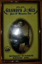 Grandpa Jones Good Ol' Mountain Dew Cassette