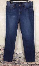 J. Brand Women's Aidan Ringer Jeans Crop Ankle Size 27 #J1