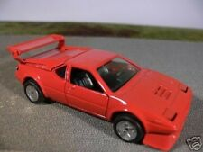 1/43 Gama BMW-M1 mit Spoiler rot 81103