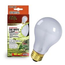 Zilla Reptile Day Light White Heat Lamp Bulb - 100 Watt