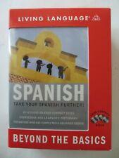 Living Language - Spanish: Beyond the Basics Coursebook by Enrique Montes