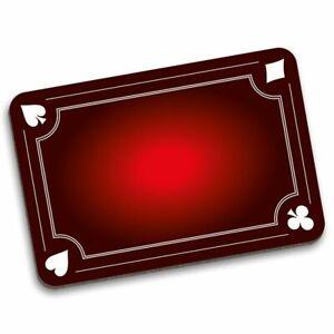 VDF Spotlight Close Up Pad / Mat / Surface - Red - Hot Volcano - Magic