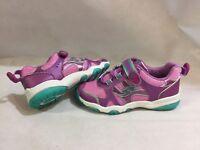 Stride Rite Athletics Girls Shoes, Pink/ Purple, Size 10, UK 9.5,  Eur 27.5