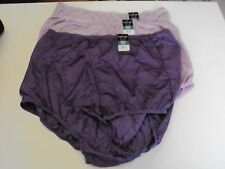 3 Vanity Fair Perfectly yours ravissant Brief Size 9 Style 15712 Lavenders