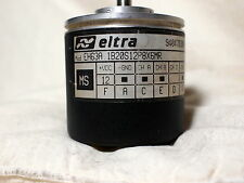 ELTRA EH63A 1B20S12P8X6MR ROTARY INCREMENTAL ENCODER (3C)