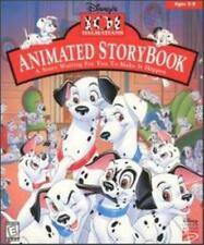 disney 101 DALMATIANS win/mac ANIMATED STORYBOOK rated e PC-CD ROM   #46