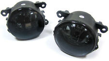 Black smoked finish fog lights for FORD Fiesta Focus Fusion Transit