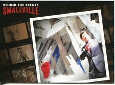 Smallville Seasons 7-10 Behind The Scenes Chase Card BTS5