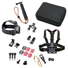 Rollei Protective,, Robust, Steady, Waterproof, Outdoor Actioncam Mount Set -