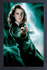 HARRY POTTER HERMIONE EMMA WATSON 13x19 FRAMED GELCOAT POSTER GIFT MAGIC WIZARD!