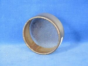 Stainless Steel Mesh Screen 3.3""