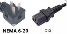 BITMAIN PSU 220v 240v HEAVY DUTY Power Cord Cable Antminer S9 L3 NEMA 6-20 15FT