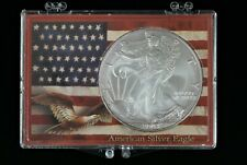 2004 American Eagle Walking Liberty 1oz Silver Dollar       A-283