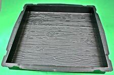 Stampo cemento matrice Forma pavimento Effetto LEGNO vialett giardino fai da te