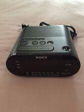 Sony Alarm Clock with Radio Auto Time Set
