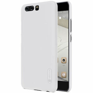 Nillkin Matte Textured Super Shield Rear Case Cover for Huawei P10 PLUS - White