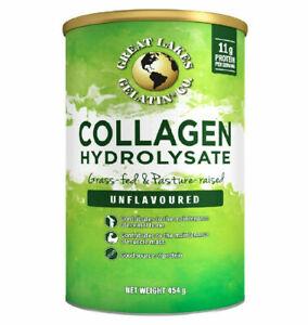 Great Lakes Gelatin Collagen Hydrolysate 454g