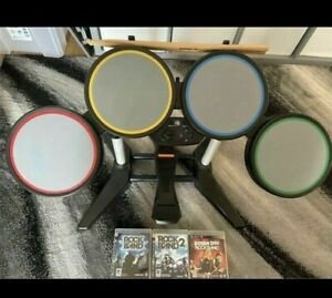 Wired Rock Band Drum Kit for Playstation 3 And Rock Band Games (PS3)