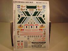 DECALS 1/43 FORD SIERRA COSWORTH #8 TOUR DE CORSE 1988 - COLORADO 43170
