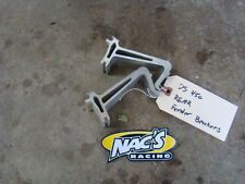 CAN-AM DS450 REAR FENDER BRACKETS