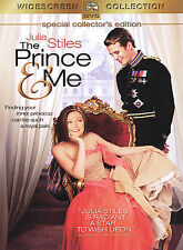 The Prince and Me (DVD, 2004, Widescreen Special Collectors Edition)