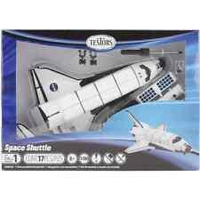 TESTORS Space Shuttle 1:180 Scale Spacecraft Model Kit ~ NIB