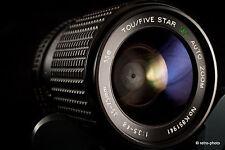 Toyo Optics TOU/Five Star 35-75mm f3.5-4.8 Auto Zoom for MINOLTA, TESTED OK, EXC