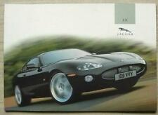 JAGUAR XK XK8 & XKR Car Sales Brochure 2004 #JLM/10/02/03/04 Coupe & Convertible