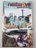 NEXTWAVE: AGENTS OF H.A.T.E. Vol 2 TPB MARVEL COMICS WARREN ELLIS NEW UNREAD