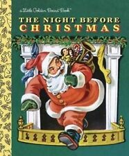 The Night Before Christmas Board Picture Books for Children
