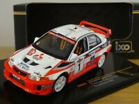 IXO MITSUBISHI LANCER EVO V WRC RALLY TOMMI MAKINEN 1998 CAR MODEL RAM521 1:43