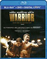 WARRIOR (BLU-RAY + DVD + DIGITAL COPY) (BILINGUAL) (BLU-RAY) (BLU-RAY)