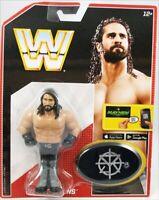 WWE Retro Wrestling Mayhem Action Figure Seth Rollins Mattel 2017 NEW