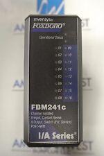 Invensys FOXBORO FBM207 - Channel Isolated 8 Input, Contact Sense - P0914WM