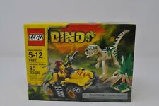 Lego DINO #5882 Dinosaur Ambush Attack Set 80 Pieces Retired NEW SEALED