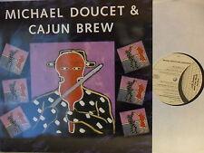Michael Ducet - Cajun Brew - LP 1988 D - ZENSOR ZS 49