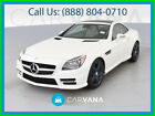 2013 Mercedes-Benz SLK-Class SLK 250 Roadster 2D Dual Power Seats mbrace Keyless Entry Power Steering Air Conditioning Head