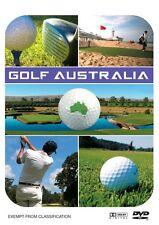 Golf Australia (DVD, 2004)-FREE POSTAGE