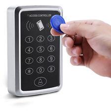 Rfid Leser Zutrittskontrolle Codeschloss mit 10 RFID Karte 125KHz wasserdicht