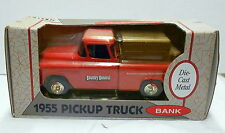 COUNTRY GENERAL FARM STORE 1955 CAMEO PU TRUCK 1993 DIECAST ERTL BANK #4901
