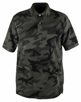 Polo Ralph Lauren Men's Big and Tall Camouflage Polo Shirt