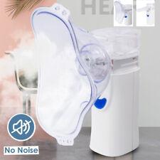 NEW Portable Ultrasonic Mesh Nebulize Adjustable Inhaler Machine Kids Adult