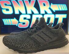 Adidas UltraBoost Clima - Triple Black - sz 12 - CQ0022 Boost Carbon